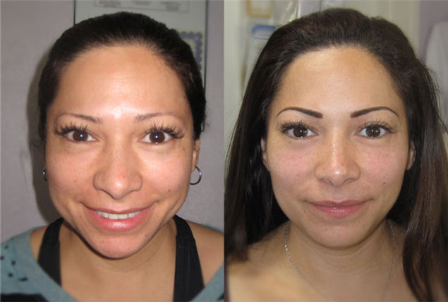 Cosmetic Ink Permanent Makeup located San Diego, CA, specializes in natural looking cosmetic tattooing, with an attention to detail and superb customer service.