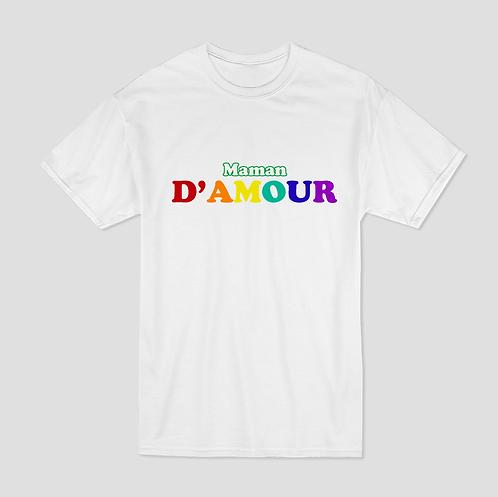 T-shirt Imprimé - Maman d'Amour