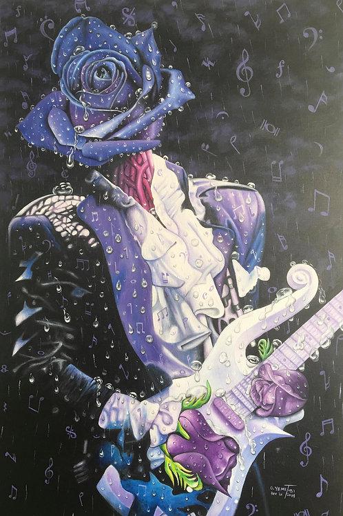 Prince: Purple Rain, Music Rain