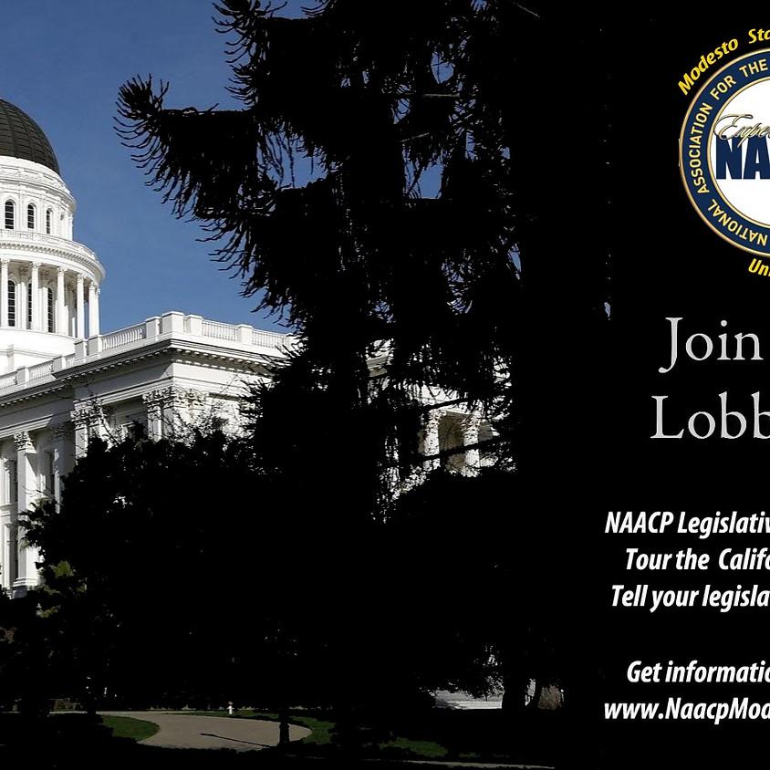 2020 Lobby Day in Sacramento