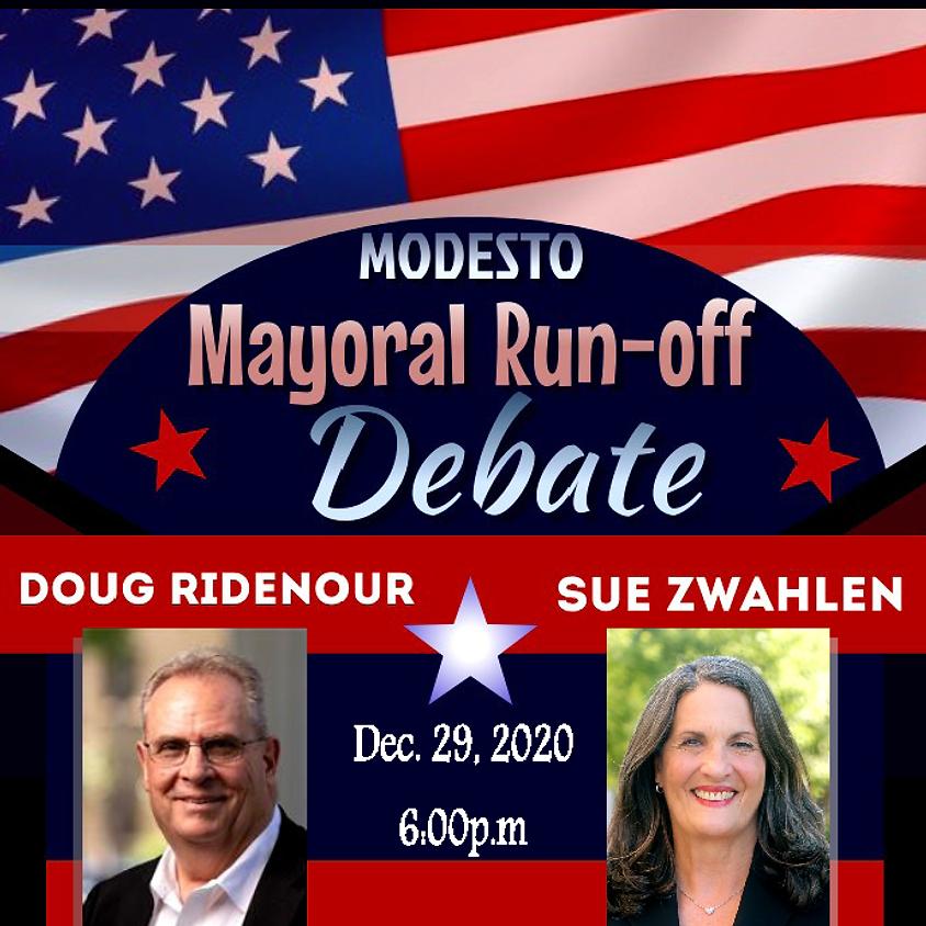 Modesto Mayoral Runoff Debate
