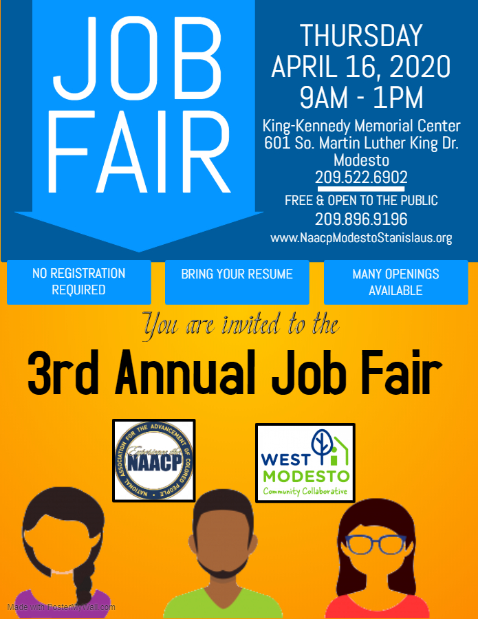 Job Fair Flyer - 2