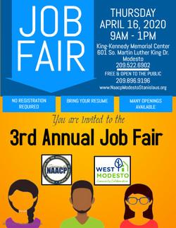 Job Fair Flyer - 2