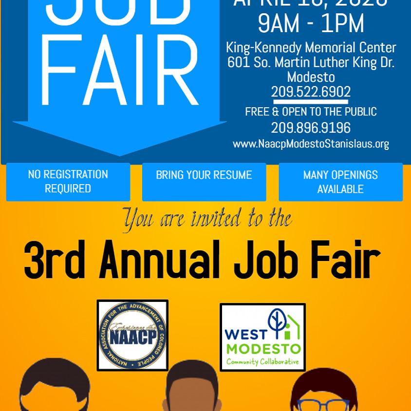 3rd Annual Job Fair