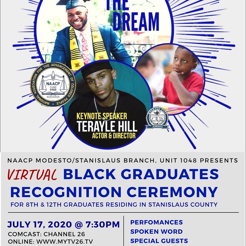 Virtual Black Graduates Recognition Ceremony