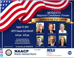 NAACP - ACLU Mayoral Candidates Forum