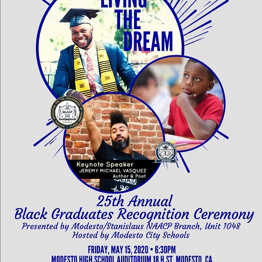 NAACP 25th Annual Black Graduates Recognition Ceremony