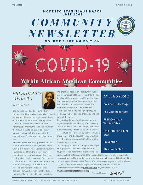 NAACP Covid Newsletter_FINAL_05.13.21_Pa