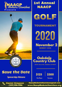 Copy of Charity Golf Tournament Flyer