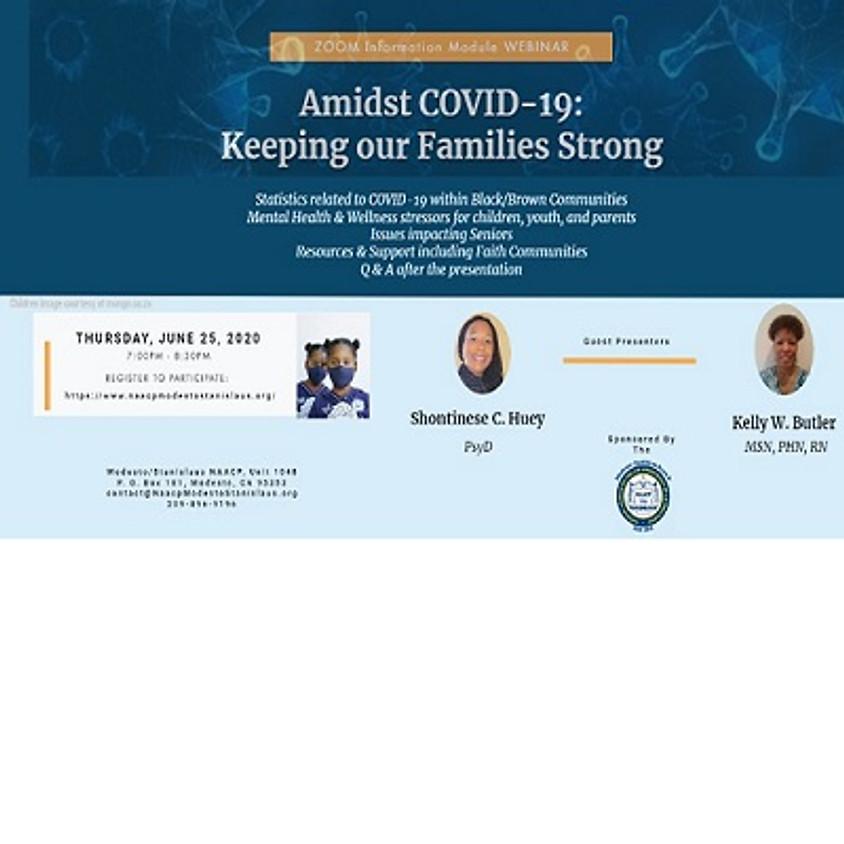 Amidst COVID-19