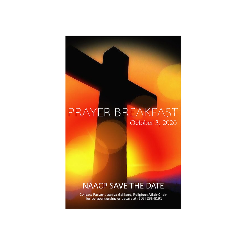 NAACP Prayer Breakfast