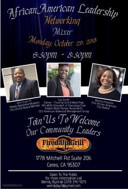 2018 African American Leadership Network