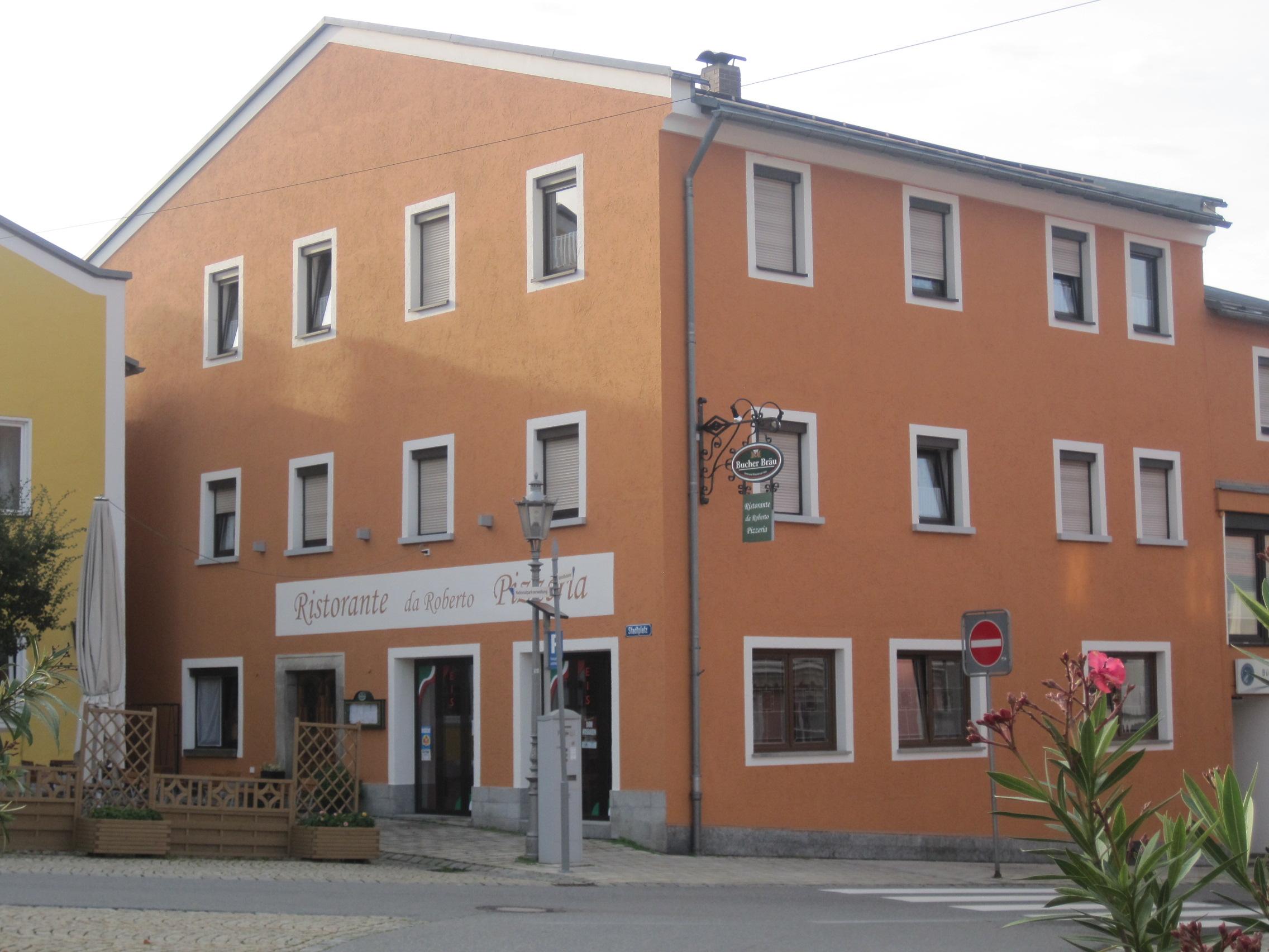 Geschäftshaus Grafenau