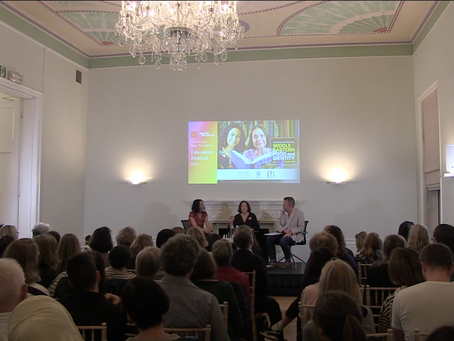 Claudia Roden and Yasmin Khan: Exploring Middle Eastern Food and Identity