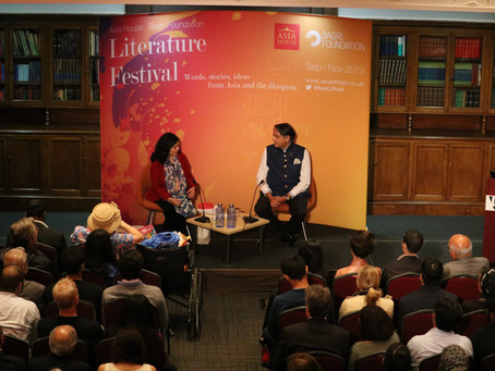 Shashi Tharoor tells #AsiaLitFest about the books that shaped his life