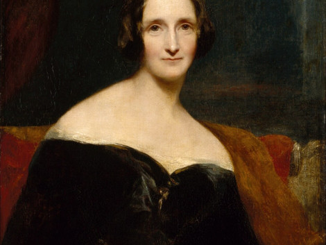 Mary Shelley's First Edition of Frankenstein Sells for $1.17 Million