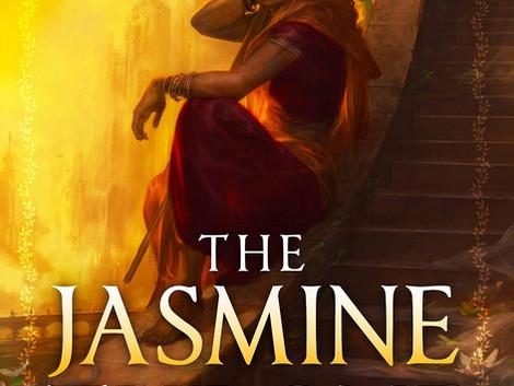 Book Review: The Jasmine Throne: Burning Kingdoms #1 by Tasha Suri