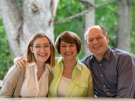 Amy Klobuchar Shares She Battled Breast Cancer During Pandemic: And So Did I