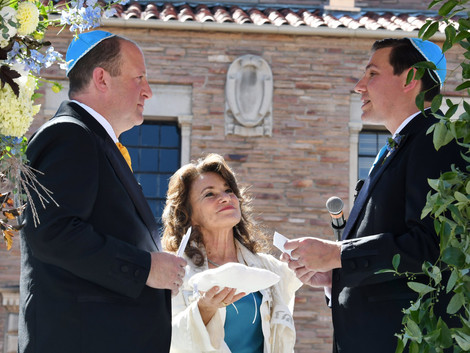 Wedding of Colorado Gov. Polis is First Gay Marriage of Sitting Governor