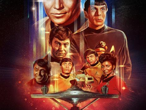 Today is Star Trek Day