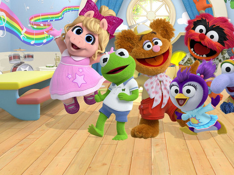 Muppet Babies Teaches Children About the Importance of Inclusivity