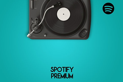 Spotify Premium Package