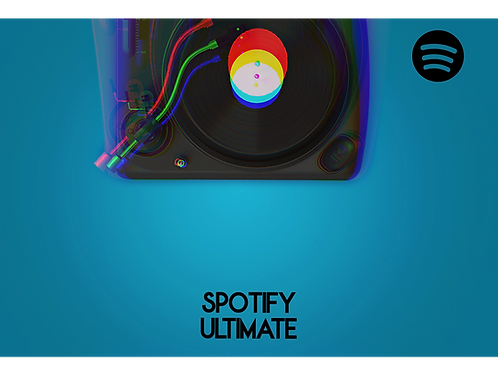 Spotify - Ultimate Package
