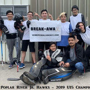 Poplar River JR Hawks