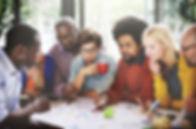 People Meeting Social Communication Conn