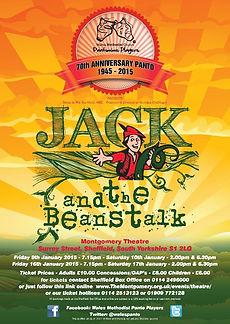 WCTP Jack & The Beanstalk 2015