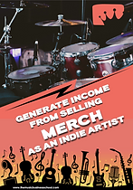 Generate Income from Selling Merch as an
