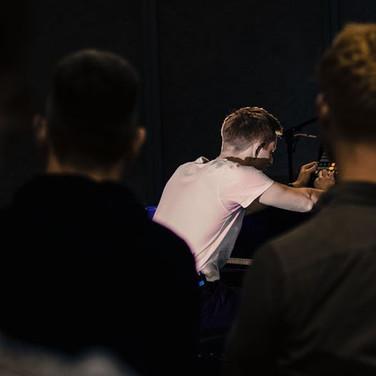 Live at Vestry Hall, 2019