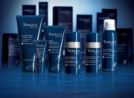 Venez découvrir notre coffret Thalgo Men