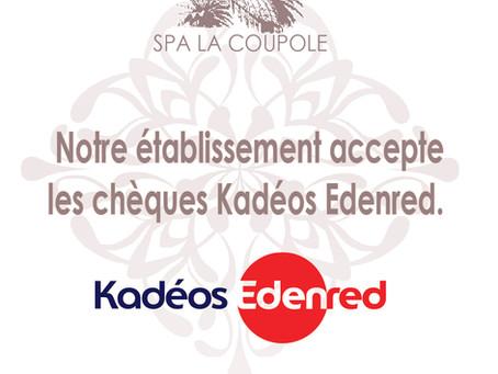 Kadéos Edenred