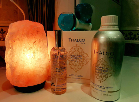 ***NOUVEAU***                                  Massage Signature de Thalgo Arctique...