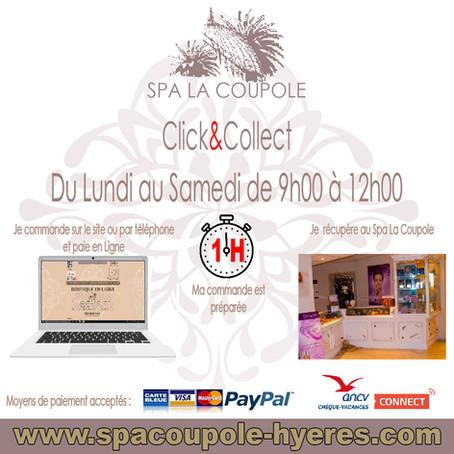 Promo Spa la Coupole du 04/11 au 6/12/20