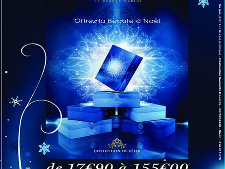 Offres de Noël au Spa La Coupole