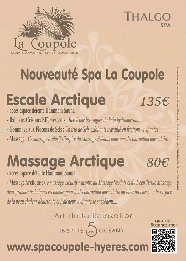 Flyer Spa Coupole Avril 2018 Recto Def