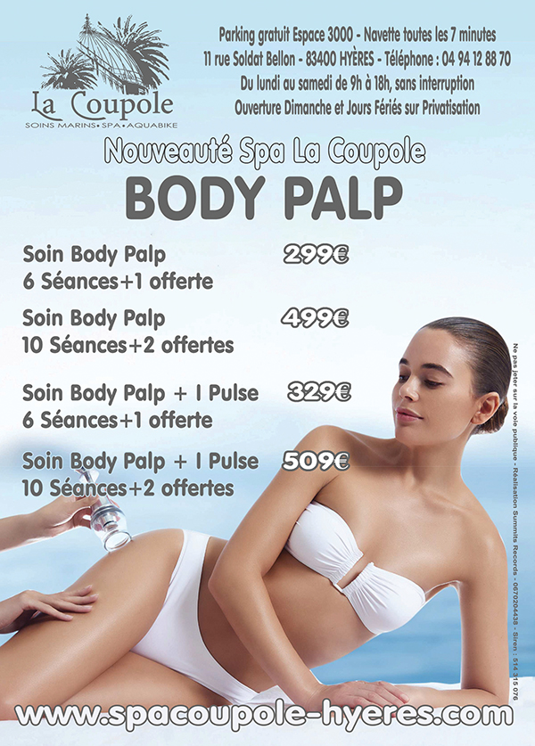 Flyer Spa Coupole Avril 2018 Verso Def