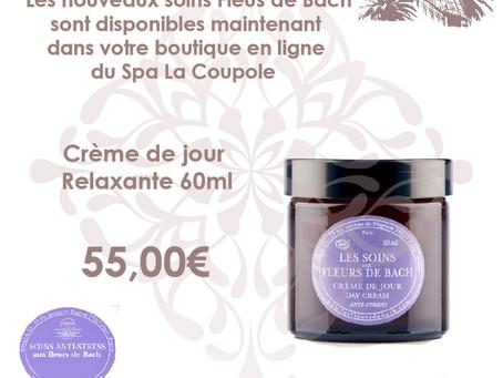 Les Soins Fleurs De Bach au Spa La Coupole