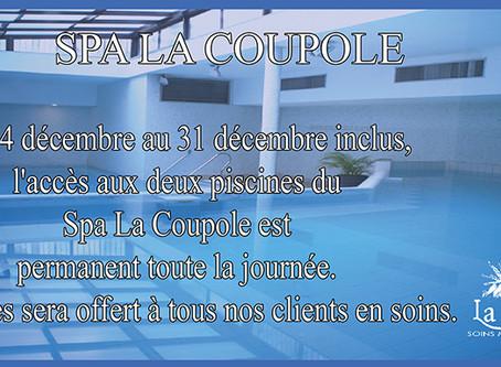 Information Spa La Coupole