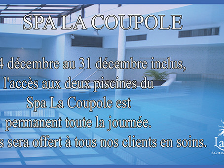 Information Spa La Coupole