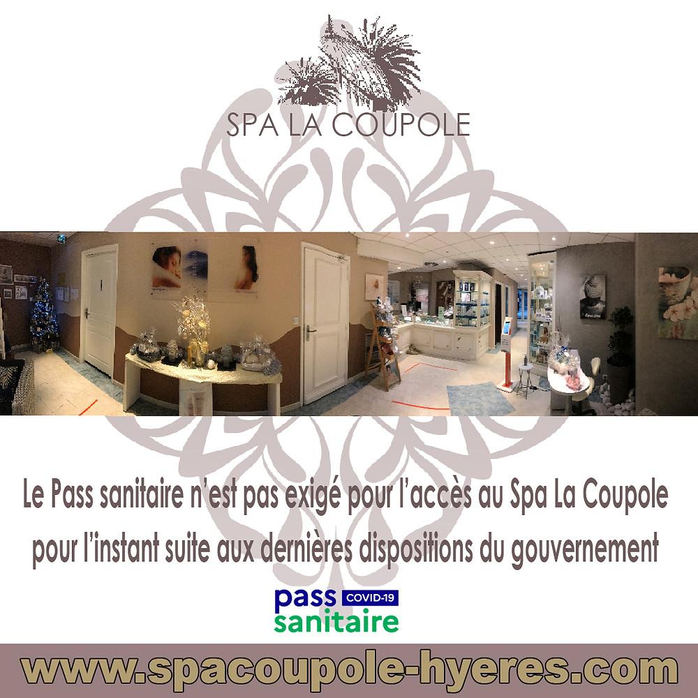 Spa La Coupole Hyères 83400