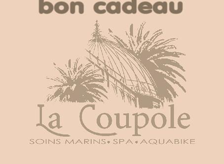 """La promo """"Spa La Coupole"""" est en ligne"""