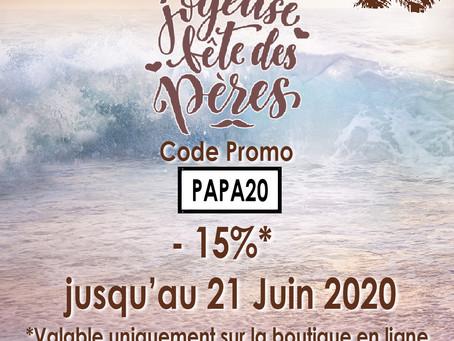 Fête des Pères au Spa La Coupole.