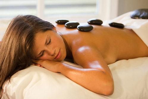 Massage Pierres Chaudes 60min