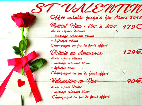 St Valentin 2018 Spa La Coupole
