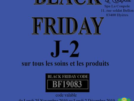 Bientôt le Black Friday