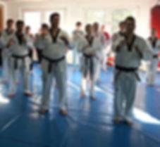 KTA & Jidokwan Referee Course