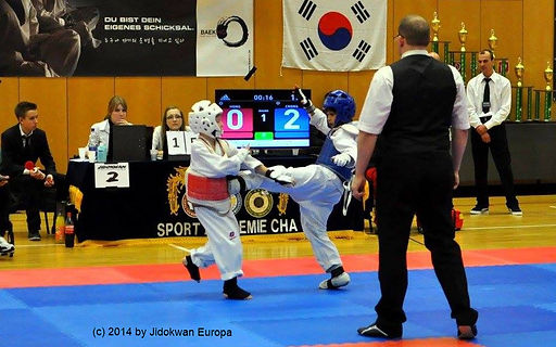 Jidokwan Taekwondo Masters